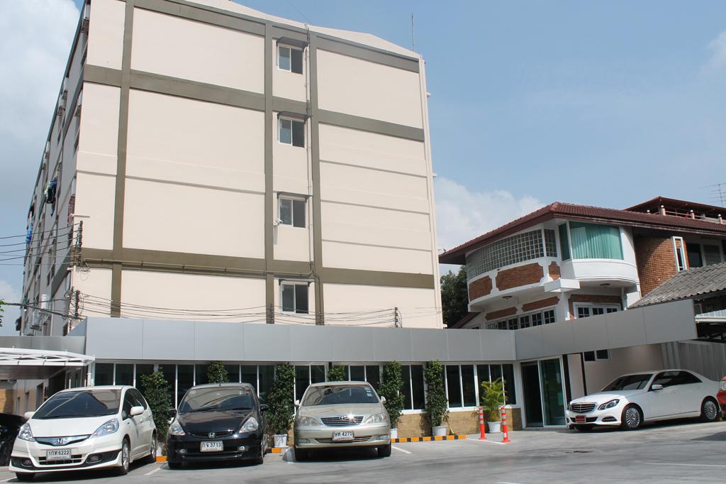 ภาพด้านข้างแมนชั่น kk53-mansion